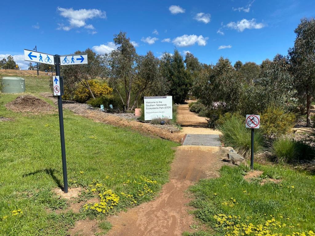 Ecosystems park detour